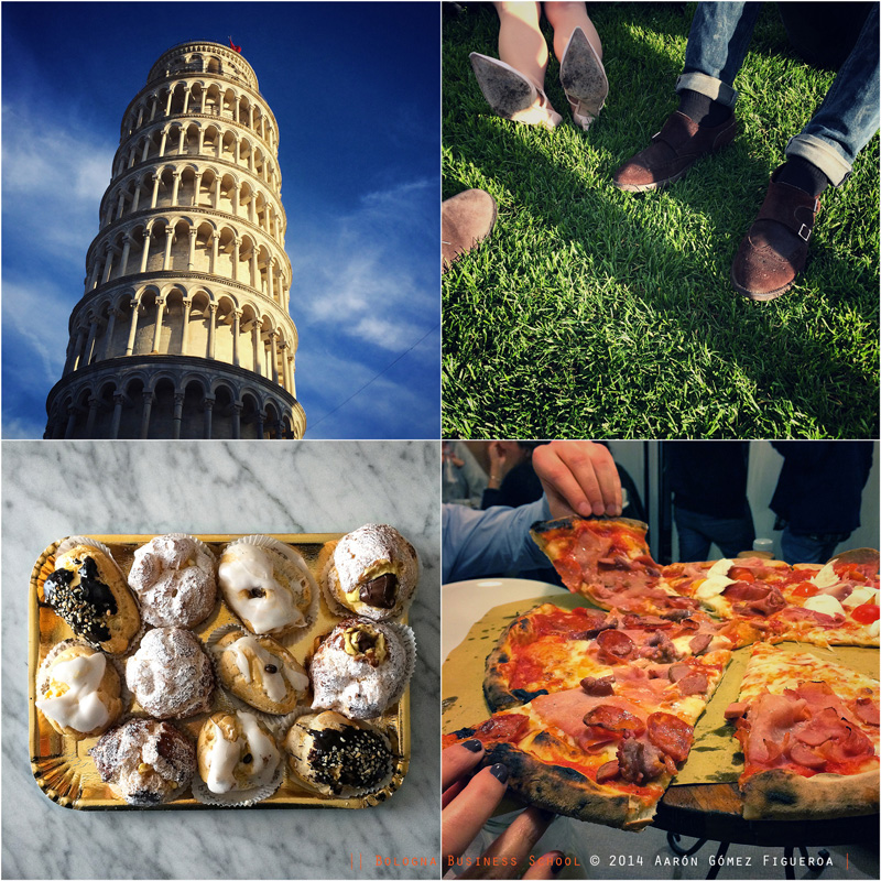 Student's Journal - Easter Trip in Tuscany, Pisa - Bologna Business School, Global MBA, Master in Business Management Made in Italy