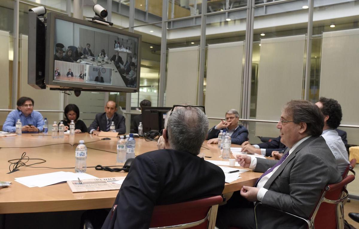 IPP-210 - Foto Italy Photo Press - Milano 21/06/2016 - Conference Call - Milano Bologna Roma